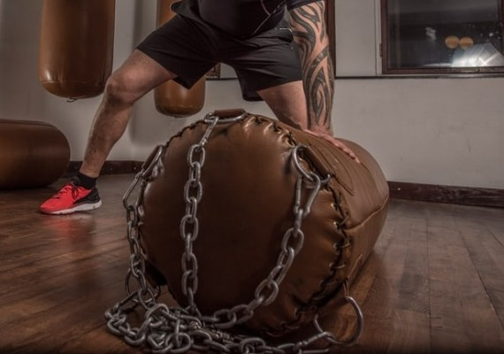 Alternative Heavy Bag Workout Routine