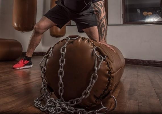 Alternative Heavy Bag Workout Routine