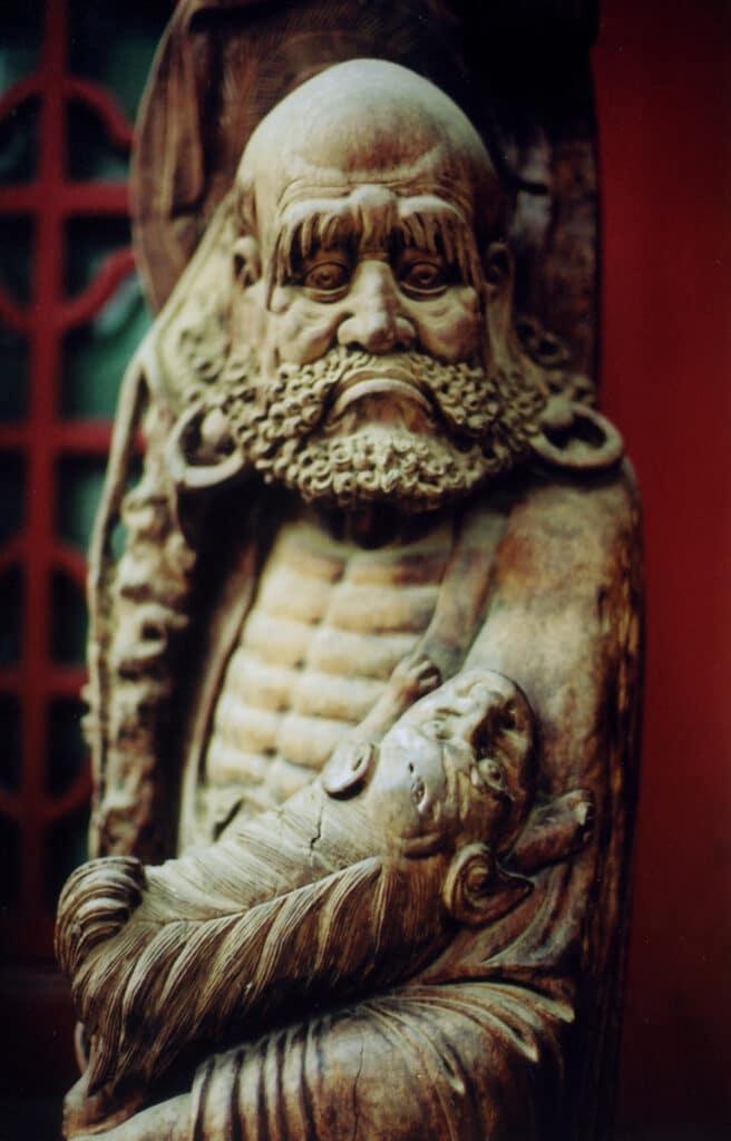zen with martial arts