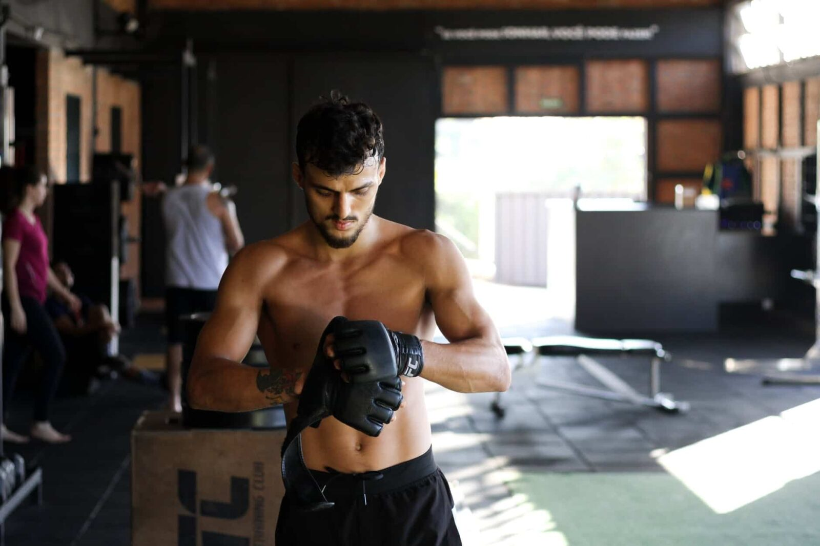 Martial Arts Workout Plan: General Fitness