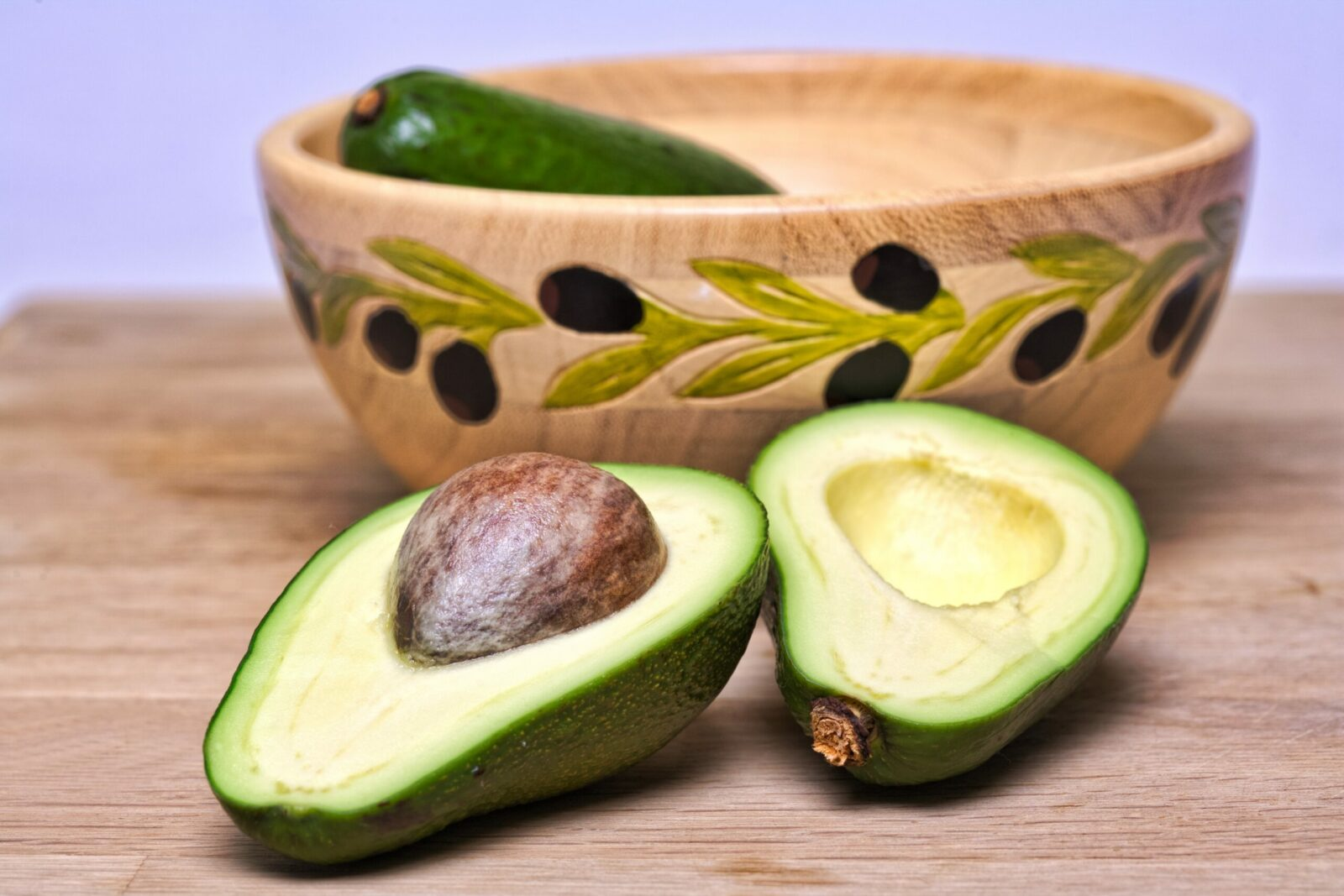 foods high with vitamin e