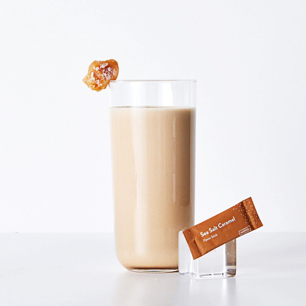 Gainful protein flavor caramel