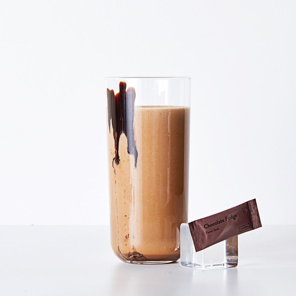 Gainful protein flavor chocolate fudge