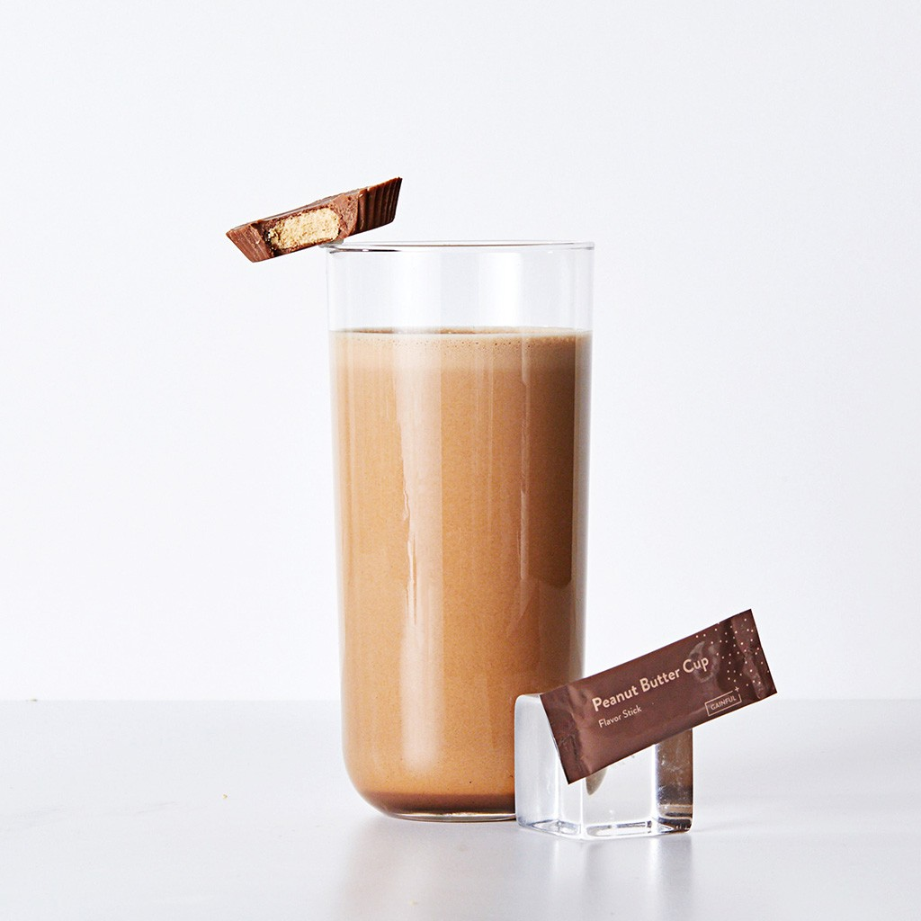 Gainful protein flavor peanut butter cup