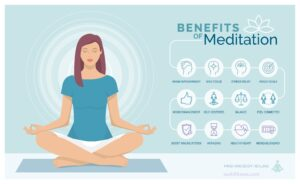 The Mental And Health Benefits Of Meditation