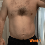 body transformation fat muscle